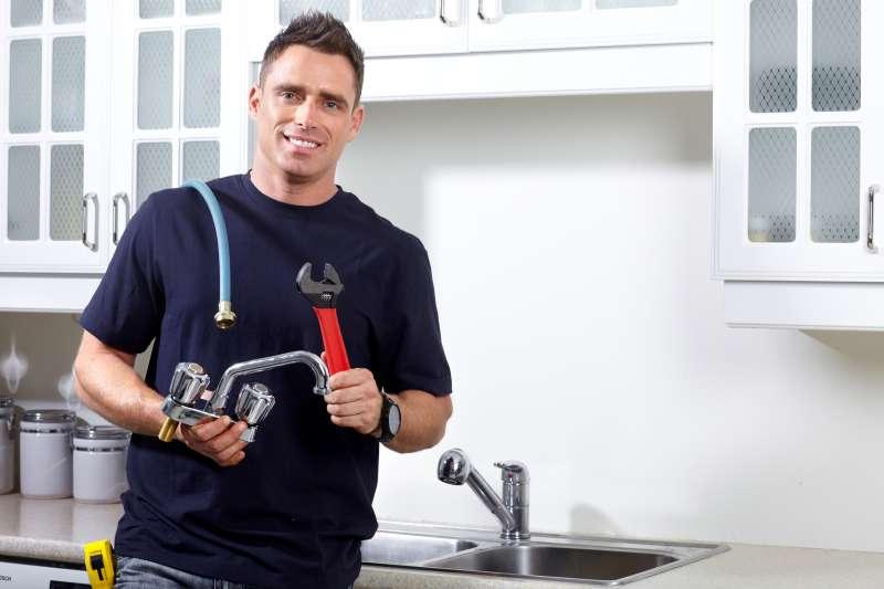 water heater leak detector