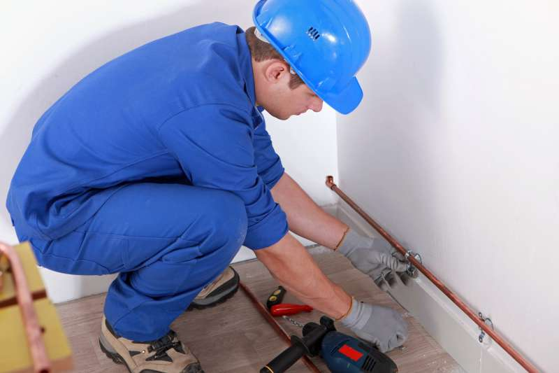 plumbing drain cleaning