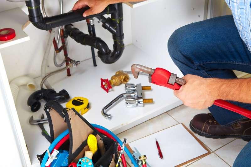 water heater plumbing